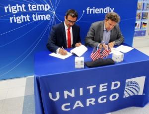 UnitedCargo-va-Q-tainerSigning